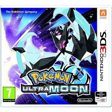 Pokémon Ultra Moon - Nintendo 3DS (045496475772)