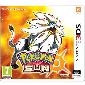 Pokémon Sun - Nintendo 3DS (045496473402)