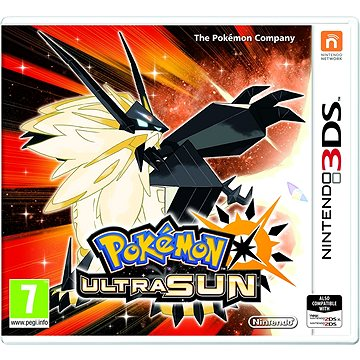 Pokémon Ultra Sun - Nintendo 3DS (045496475666)