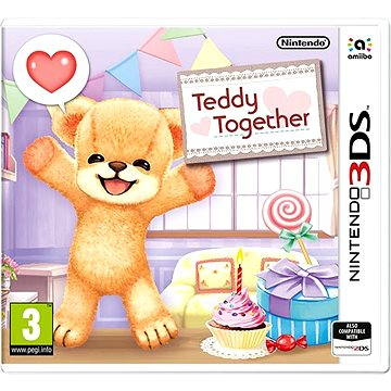 Nintendo 3DS Teddy Together - Nintendo 3DS