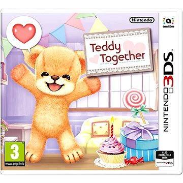 Nintendo 3DS Teddy Together - Nintendo 3DS