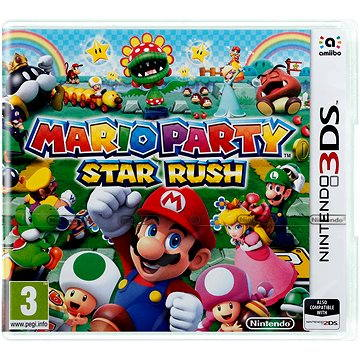 Mario Party: Star Rush - Nintendo 3DS (045496473969)