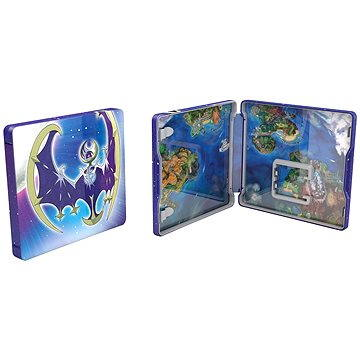 Pokémon Moon Steelbook Edition - Nintendo 3DS (NI3S59408)