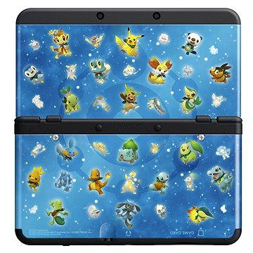 New Nintendo 3DS - Cover Plate 30 - Pokemon Mystery Dungeon (NI3P11030)