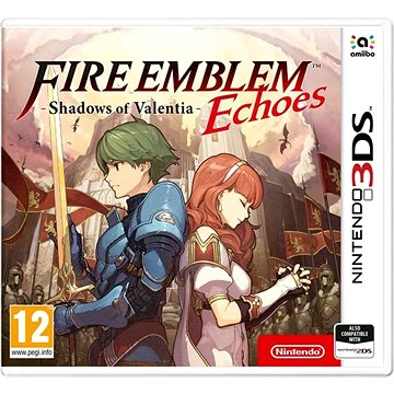 Fire Emblem Echoes: Shadows of Valentia - Nintendo 3DS (NI3S19030)