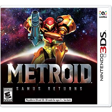 Metroid: Samus Returns - Nintendo 3DS (NI3S46452)