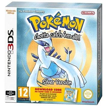 Pokémon Silver DCC - Nintendo 3DS (045496475987)