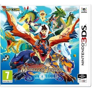 Monster Hunter Stories - Nintendo 3DS (045496475475)