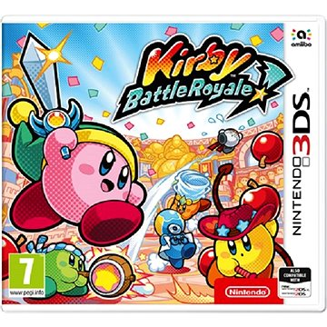 Kirby Battle Royale - Nintendo 3DS (045496476861)