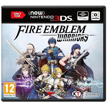 Fire Emblem Warriors - Nintendo 3DS (045496476021)