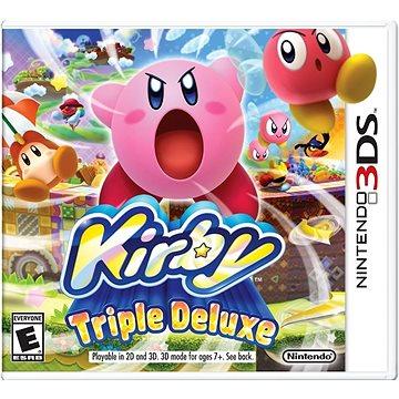 Kirby Triple Deluxe - Nintendo 3DS (045496476793)