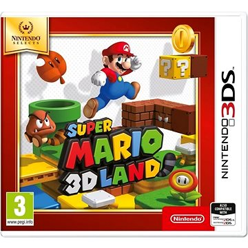 Super Mario 3D Land - Nintendo 3DS (045496476571)