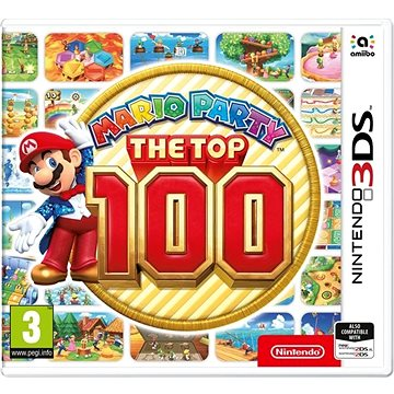 Mario Party: The Top 100 - Nintendo 3DS (045496476939)