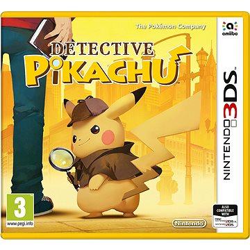 Detective Pikachu - Nintendo 3DS (045496477073)