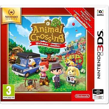 Animal Crossing New Leaf - Welcome amiibo - Nintendo 3DS (NI3S026)