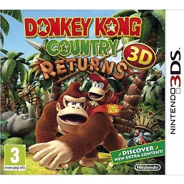 Donkey Kong Country Returns Select - Nintendo 3DS (NI3S1372)