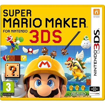 Super Mario Maker Select - Nintendo 3DS (NI3S6892)
