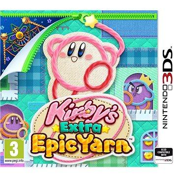 Kirbys Extra Epic Yarn - Nintendo 3DS (045496477967)