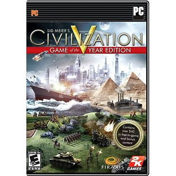 Sid Meiers Civilization V (250885)
