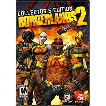 Borderlands 2 Collector's Edition Pack (251018)