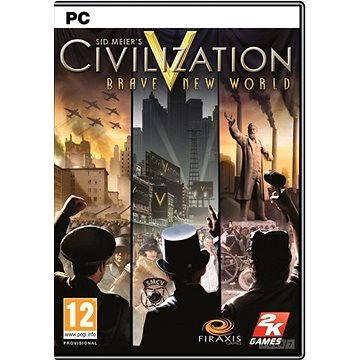 Sid Meiers Civilization V: Brave New World (251037)