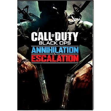 Call of Duty: Black Ops Annihilation & Escalation DLC (MAC)