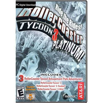RollerCoaster Tycoon 3 Platinum (MAC) (251067)