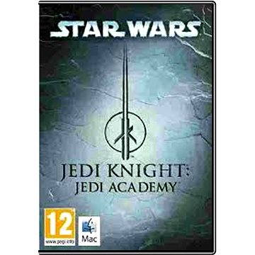 Star Wars: Jedi Knight: Jedi Academy (MAC) (251069)
