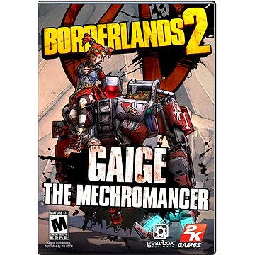 Borderlands 2 Mechromancer Pack (MAC) (251072)