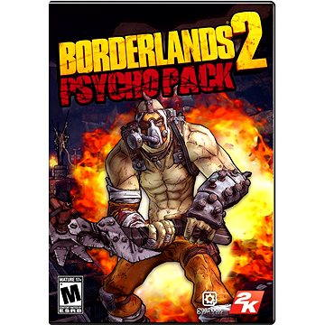 Borderlands 2 Psycho Pack (MAC) (251078)