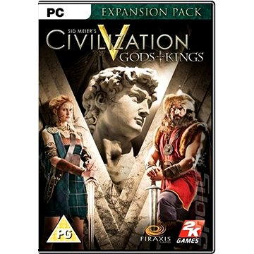 Sid Meiers Civilization V: Gods & Kings (MAC) (251083)