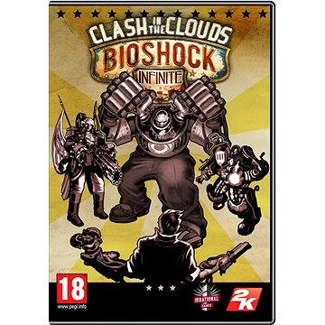 BioShock Infinite Clash in the Clouds (MAC) (251086)