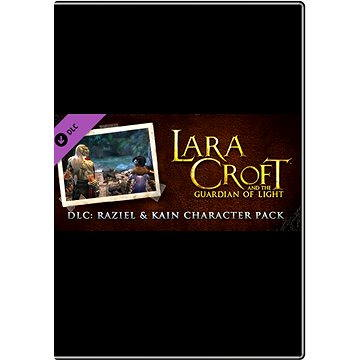 Lara Croft and the Guardian of Light DLC: Raziel and Kain Character Pack (251107)