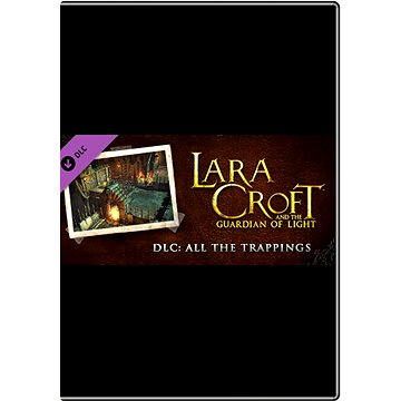 Lara Croft and the Guardian of Light DLC: All the Trappings - Challenge Pack 1 (251108)
