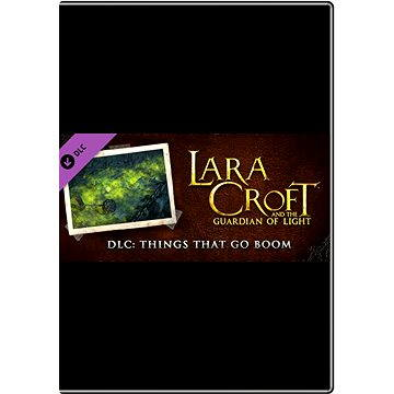 Lara Croft and the Guardian of Light DLC: Things that Go Boom - Challenge Pack 2 (251109)