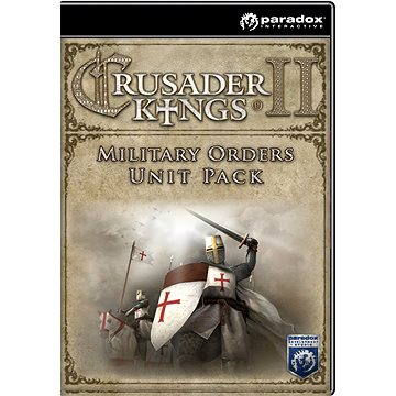 Crusader Kings II: Military Orders Unit Pack (251164)