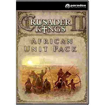 Crusader Kings II: African Unit Pack (251200)