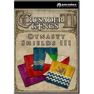 Crusader Kings II: Dynasty Shields III (251219)