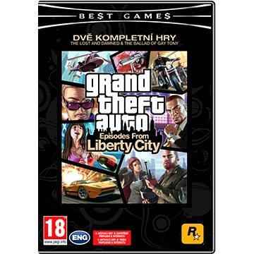 Grand Theft Auto: Episodes From Liberty City (251229)