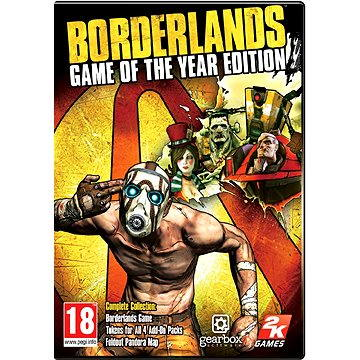 Borderlands Game of the Year Edition (251245)