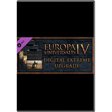 Europa Universalis IV: Extreme Edition Upgrade Pack (251295)