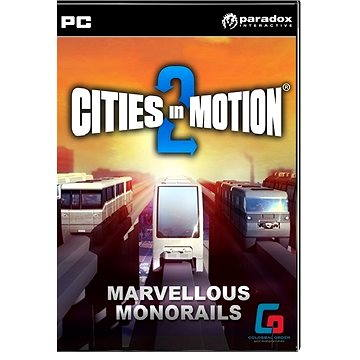 Cities in Motion 2: Marvellous Monorails DLC (251308)