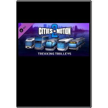 Cities in Motion 2: Trekking Trolleys DLC (251310)