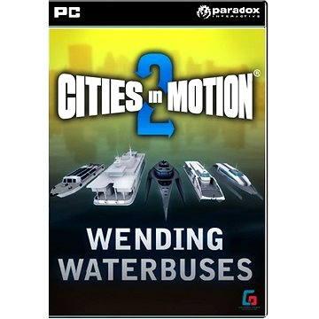 Cities in Motion 2: Wending Waterbuses DLC (251311)