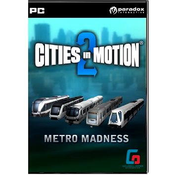 Cities in Motion 2: Metro Madness DLC (251312)
