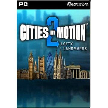 Cities in Motion 2: Lofty Landmarks DLC (251313)