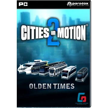 Cities in Motion 2: Olden Times DLC (251315)