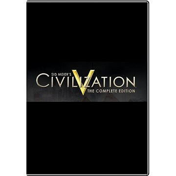 Sid Meiers Civilization V: The Complete Edition (251351)