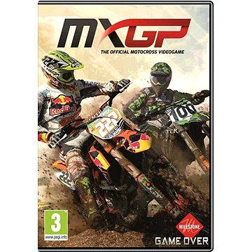 MXGP - The Official Motocross Videogame (251360)