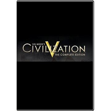 Sid Meiers Civilization V: The Complete Edition (MAC) (251421)